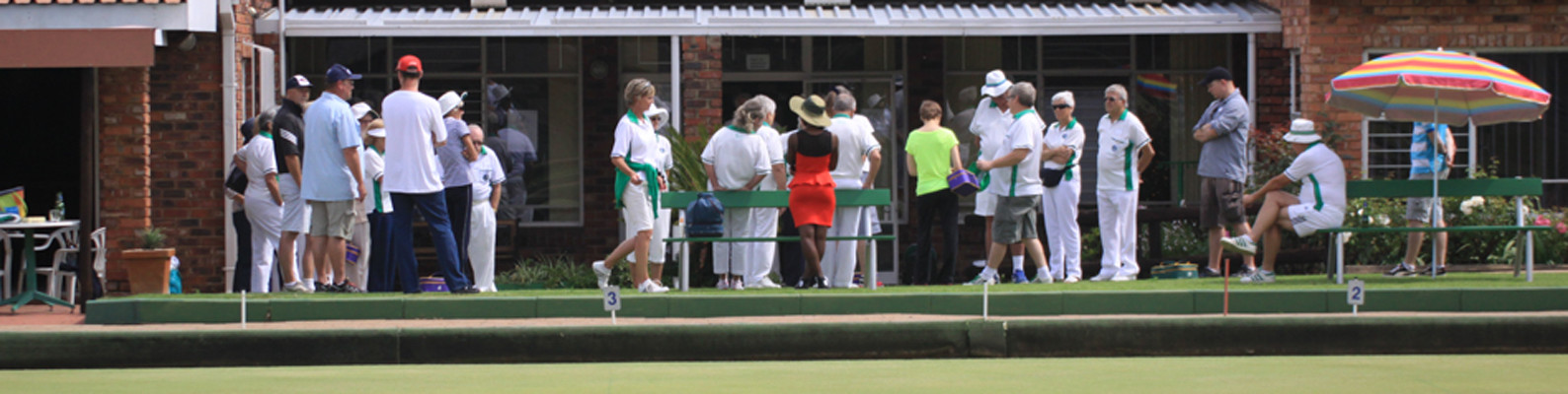 Be part of something at Ferndale Bowling Club